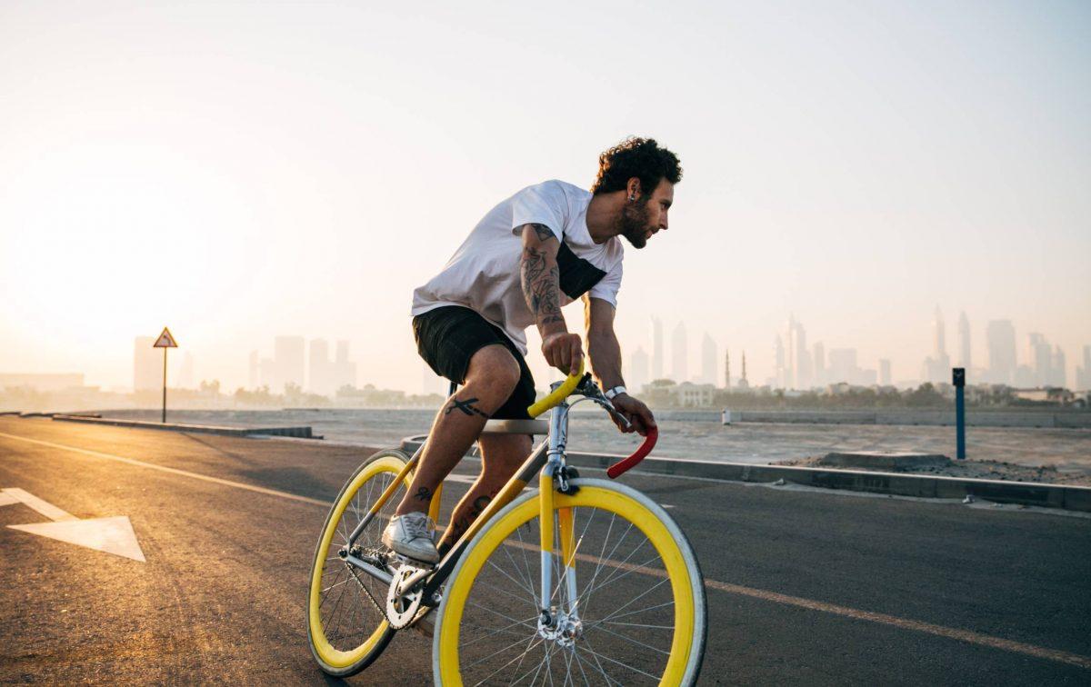 Bisakah Anda Membakar Lemak Perut dengan Bersepeda?