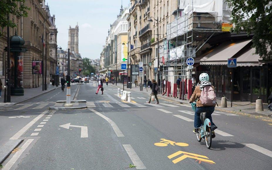 Bisakah Tren Bersepeda Kota Bertahan di Akhir Pandemi Covid-19?