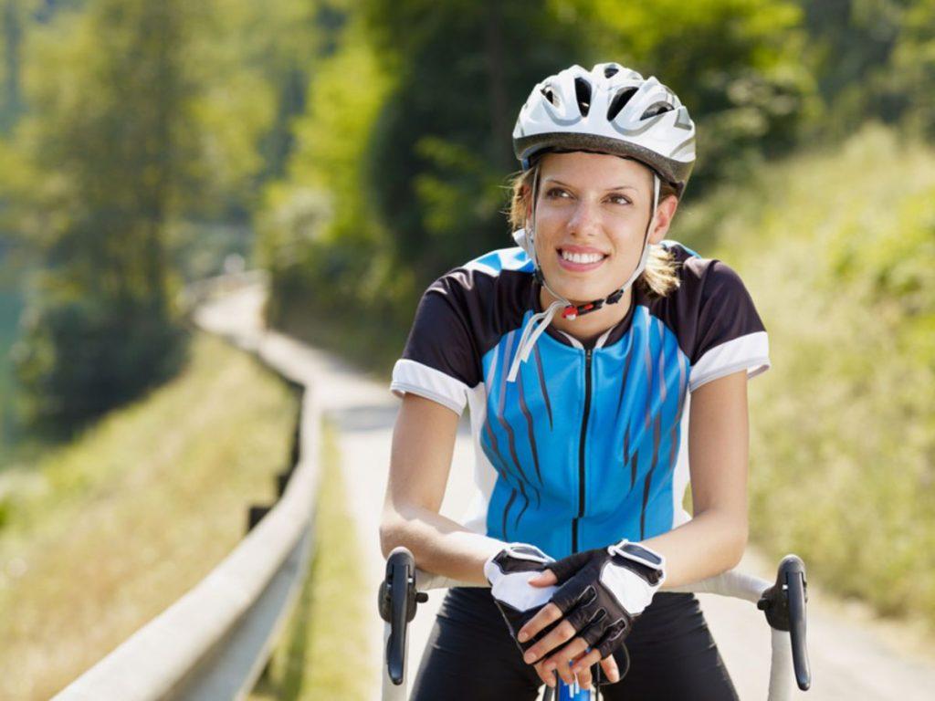Manfaat Luar Biasa Dari Bersepeda Secara Teratur Bagian 1